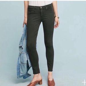 AG Adriana Goldschmied Abbey Sateen Skinny Jeans